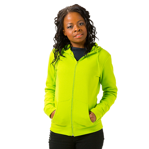 Ladies Casual Hoody Product Image