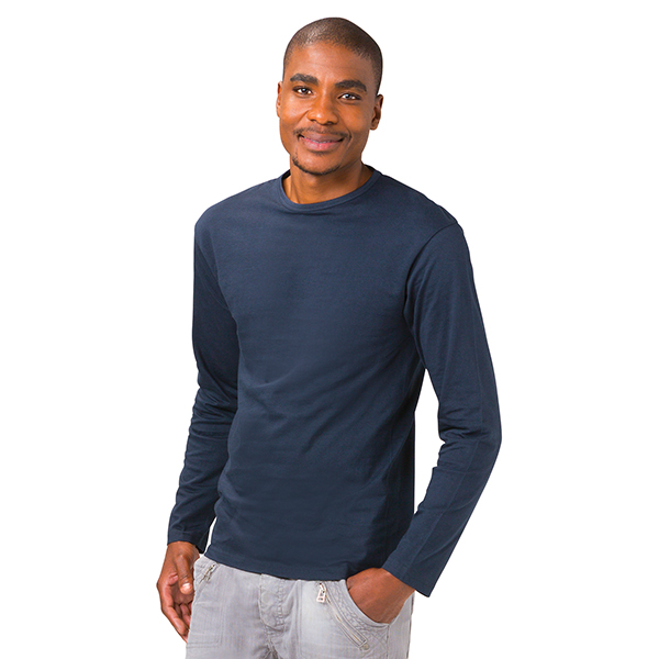 Mens L/ sleeve  T Product Image