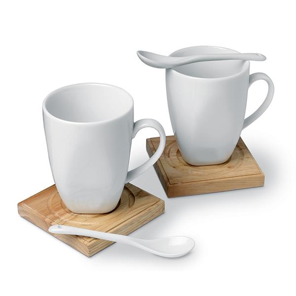 Mug and Coaster Gift Set Product Image