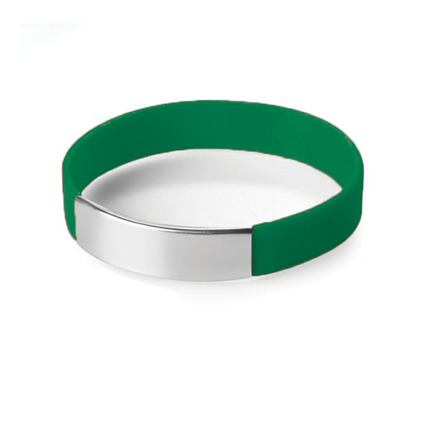 Silicone Wrist Band Product Image