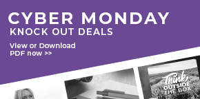 Cyber Monday Knock Out Deals